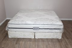 King Size Beautyrest Platinum Nina Model Mattress in Spring, Texas