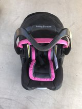 Baby car seat in Yucca Valley, California