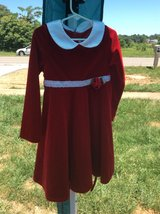 Christmas dress in Fort Knox, Kentucky
