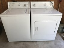 Washer and Dryer  Kenmore set series 70 in Fort Leonard Wood, Missouri