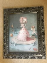 Mark Ryden Cake Girl Canvas HD Print - Unframed - 12 x 16 in Naperville, Illinois