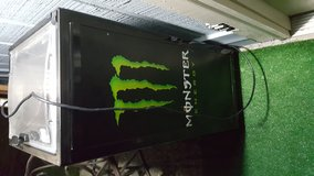 Deep monster cooler in Macon, Georgia