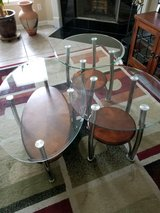 3 piece living room tables in Katy, Texas