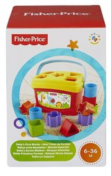 NEW Fisher Price Baby's First Blocks Set 6-36 Months in Morris, Illinois