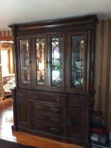 Wonderfull Very Large China Cabinet in Fort Drum, New York