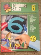 Thinking Skills workbook, 6th grade in Shorewood, Illinois