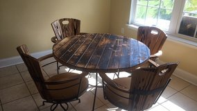 dining room table in Hinesville, Georgia