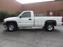 2001 Chevy 2500 6.0L V8 New Tires & Brakes in Lockport, Illinois
