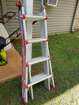 American Titan extension ladder & stepladder in Perry, Georgia