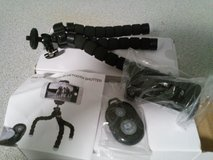 TWO!! Mini Tripods with Bluetooth Shutter!  NEW IN BOX!! in Westmont, Illinois