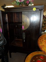 Vintage Asian Cabinet in Cherry Point, North Carolina