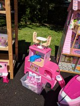Barbie pop up camper in St. Charles, Illinois