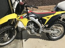 2012 RMZ 250-many extras-40 hrs in Camp Pendleton, California