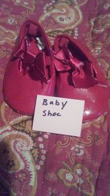 Baby shoe in Fort Campbell, Kentucky