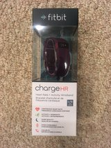 Fitbit charge HR in Sandwich, Illinois