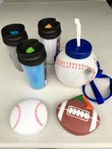 KIDS NEW Tumblers, Ice Packs, Carrying Bottle in Westmont, Illinois