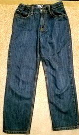 Boys Sz 10 Relaxed Straight Jeans in Camp Lejeune, North Carolina