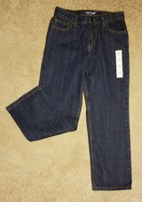 Boys sz 10 Relaxed Straight Jeans NEW in Camp Lejeune, North Carolina
