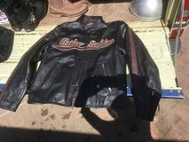 harley davidson leather jacket mens in Lakenheath, UK