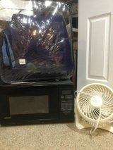 Compact Microwave and twin XL bedding in Sugar Grove, Illinois