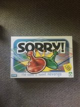 Sorry Board Game - A Classic! in Westmont, Illinois