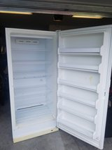 Frigidaire 20.5 cu ft upright freezer in Beaufort, South Carolina