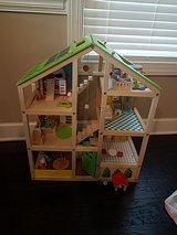 Hape dollhouse in Pleasant View, Tennessee