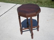 Antique Side Table in Sandwich, Illinois