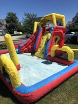 Inflatable in Joliet, Illinois