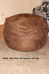 HUGE Comfy sack Pillow bag chair in Fort Knox, Kentucky