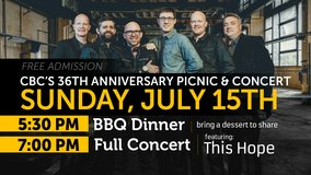 PICNIC AND CONCERT! featuring: THIS HOPE in Beaufort, South Carolina