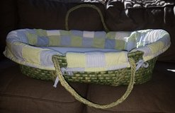 Newborn Moses Basket in Norfolk, Virginia