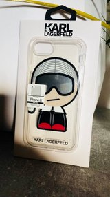 Karl Lagerfeld iPhone Case Cover iPhone 8 or 7 in Baumholder, GE