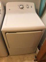 GE 7.2 cu. ft. 120 Volt White Gas Vented Dryer in Kankakee, Illinois