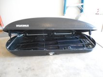 """Yakima 76"""" by 36"""" Rooftop Cargo Carrier - Good Condition in Aurora, Illinois"""