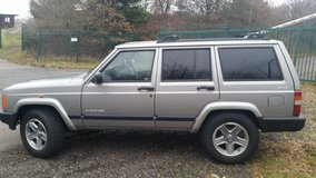 2001 Jeep Cherokee in Ramstein, Germany