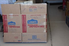 Moving Boxes   multiple sizes in Hemet, California