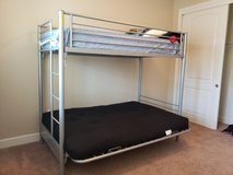 Bunk Bed - Twin over Full includes mattresses in Travis AFB, California