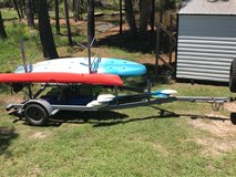 kayak Trailer in Beaufort, South Carolina