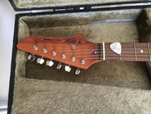 Electric Guitar case, pick and base in Ramstein, Germany