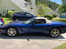 Pristine 2004 Chevrolet Corvette Z06 Convertible, Commemorative Edition!!! in Cherry Point, North Carolina