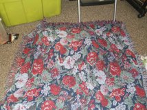 floral throw cover in Alamogordo, New Mexico