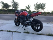 2006 Yamaha FZ1 in Travis AFB, California