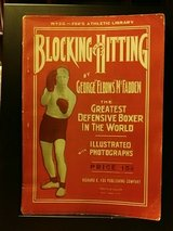 Antique Sports Boxing Memorabilia in Sandwich, Illinois