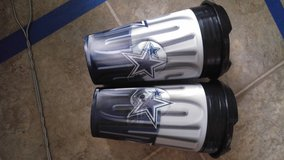 Cowboys tumblers in San Antonio, Texas