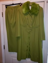 Green 3pcs Pants  Suit in Fort Campbell, Kentucky