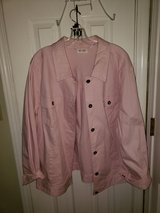 Pink Jacket in Fort Campbell, Kentucky