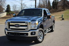2014 F-250 Lariat Crew Cab Turbo Diesel 6.7L in Fort Campbell, Kentucky