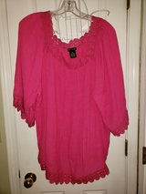 Hot Pink Blouse in Fort Campbell, Kentucky