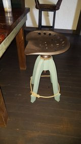 Tractor Seat Stool in Lawton, Oklahoma